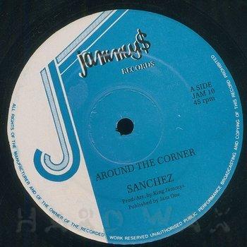 Cover art - Sanchez: Around The Corner