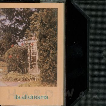 Cover art - Thieving Dreamer: It's All Dreams