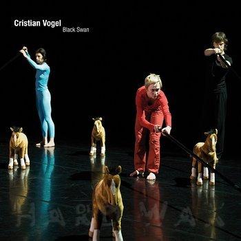 Cover art - Cristian Vogel: Black Swan