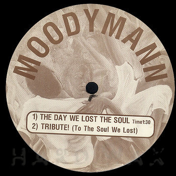 Cover art - Kenny Dixon: The Day We Lost The Soul