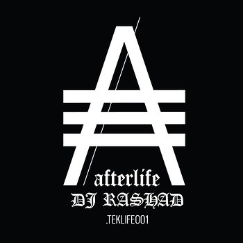 Cover art - DJ Rashad: Afterlife