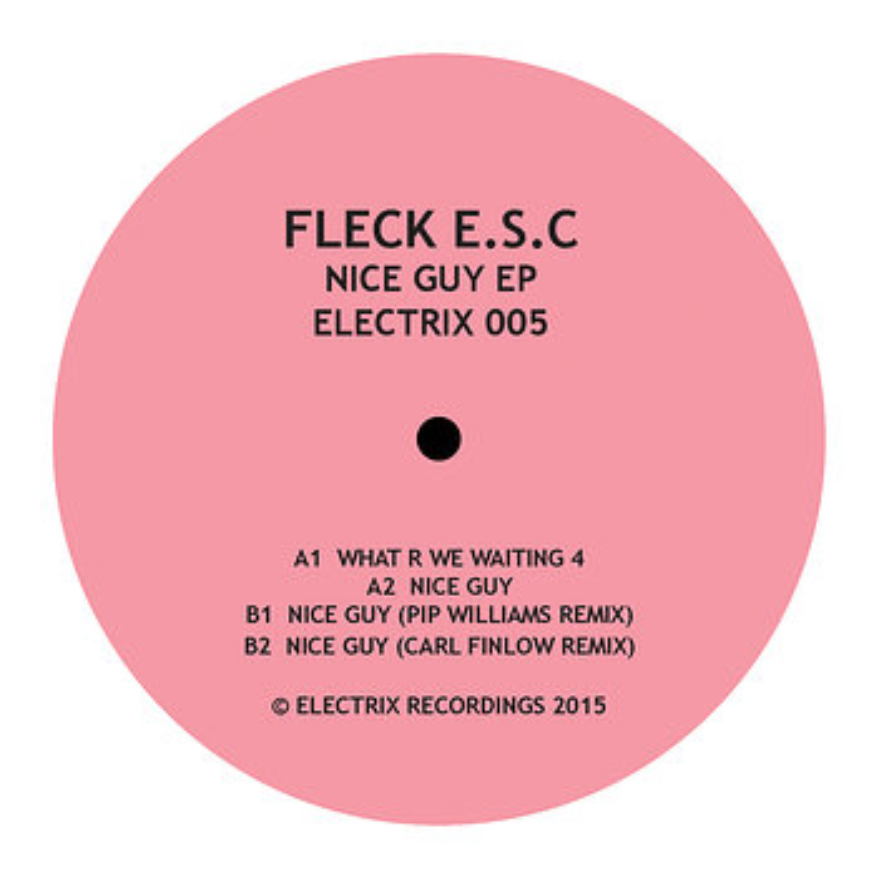 Cover art - Fleck E.S.C.: Nice Guy