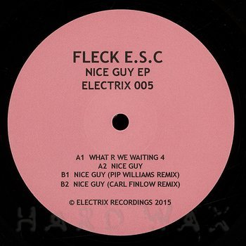Cover art - Fleck E.S.C.: Nice Guy