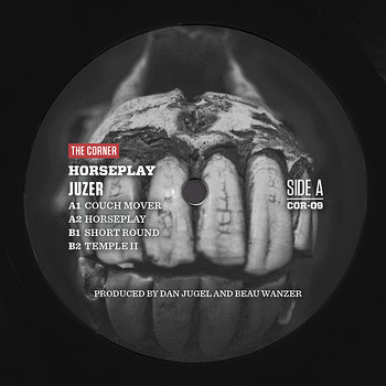 Cover art - Juzer: Horseplay