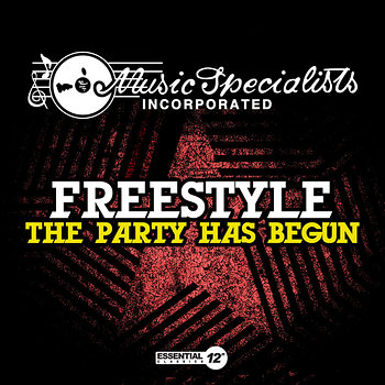 Cover art - Freestyle: The Party Has Begun