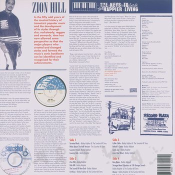 Cover art - Bobby Kalphat: Zion Hill