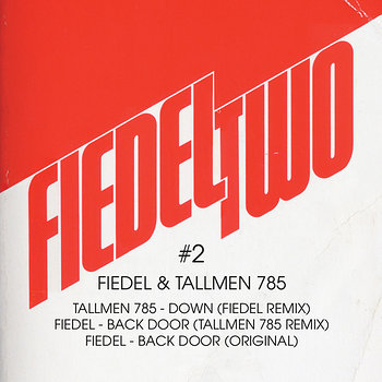 Cover art - Fiedel & Tallmen 785: Down (Fiedel Remix)