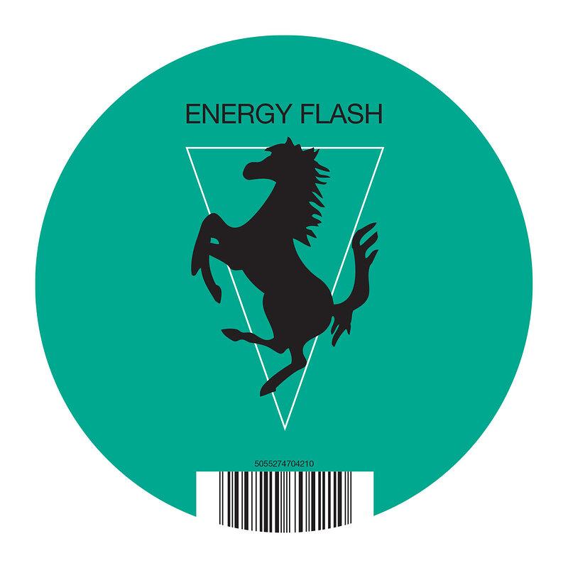 Cover art - Joey Beltram: Energy Flash