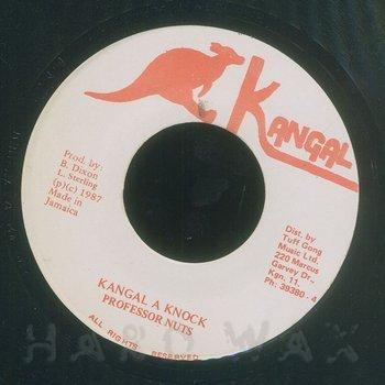 Cover art - Professor Nuts: Kangal A Rock