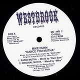 Cover art - Mike Dunn: Dance You Mutha