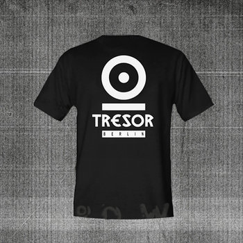 "Cover art - T-Shirt, Size S: ""Tresor.Berlin"", Black"