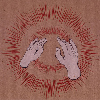 Cover art - Godspeed You Black Emperor!: Lift Your Skinny Fists Like Antennas To Heaven