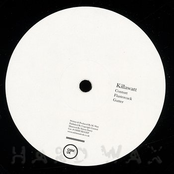 Cover art - Killawatt: Contort