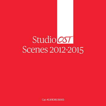 Cover art - Studio OST: Scenes (2012-2015)