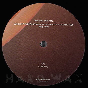 Cover art - Various Artists: Virtual Dreams: Ambient Explorations In The House & Techno Age