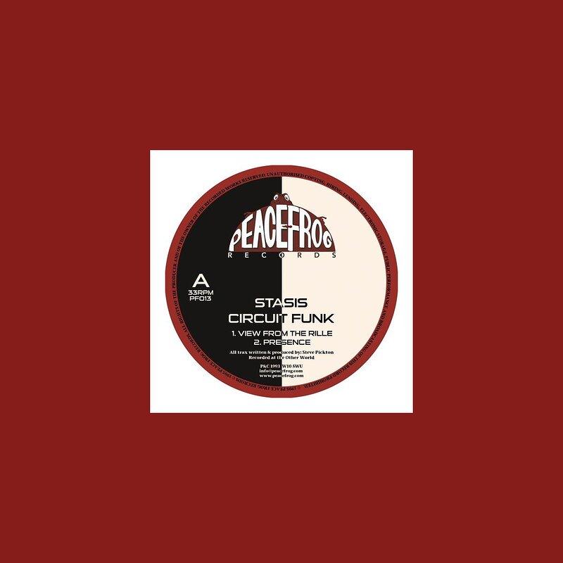 Cover art - Stasis: Circuit Funk