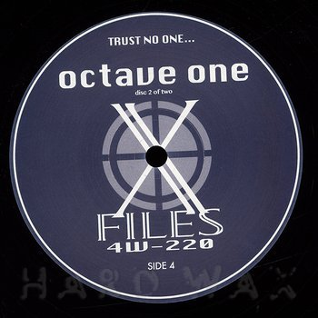 Cover art - Octave One: The X Files