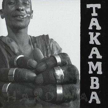 Cover art - Agali Ag Amoumine: Takamba
