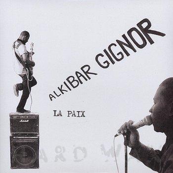 Cover art - Alkibar Gignor: La Paix