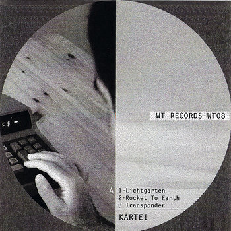 Cover art - Kartei: Lichtgarten EP