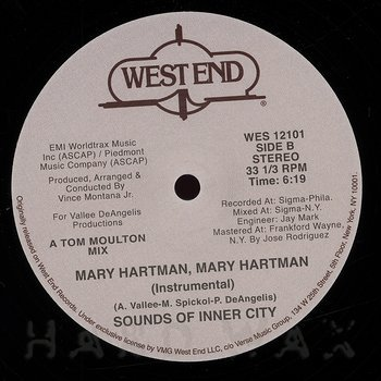 Cover art - Jakki / Sounds Of Inner City: You Are The Star / Mary Hartman, Mary Hartman