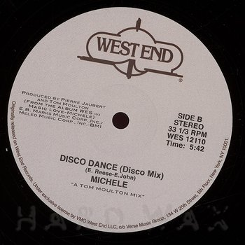 Cover art - Michele: Disco Dance
