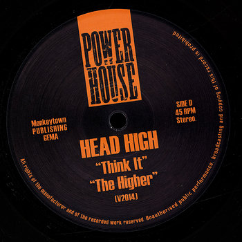 Cover art - Head High: Megatrap