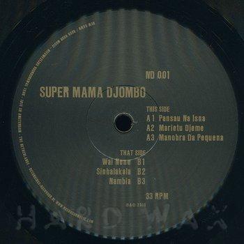Cover art - Super Mama Djombo: Super Mama Djombo