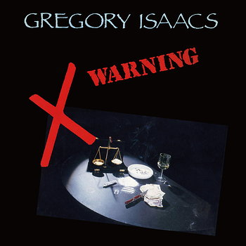 Cover art - Gregory Isaacs: Warning