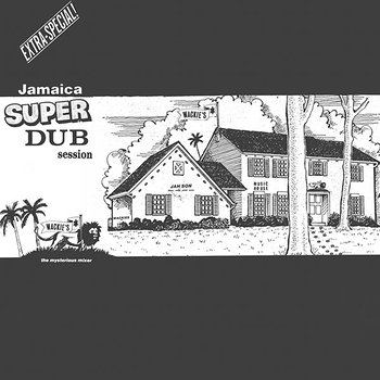 Cover art - Various Artists: Jamaica Super Dub Session