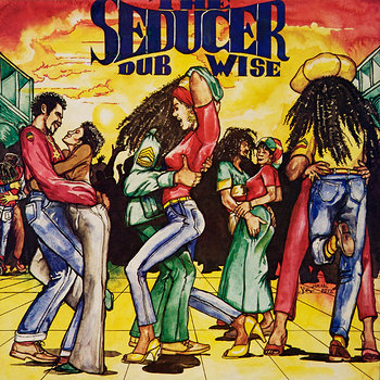 Cover art - Scientist: The Seducer Dub Wise
