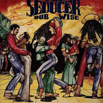 Cover art - Scientist: Seducer Dub Wise