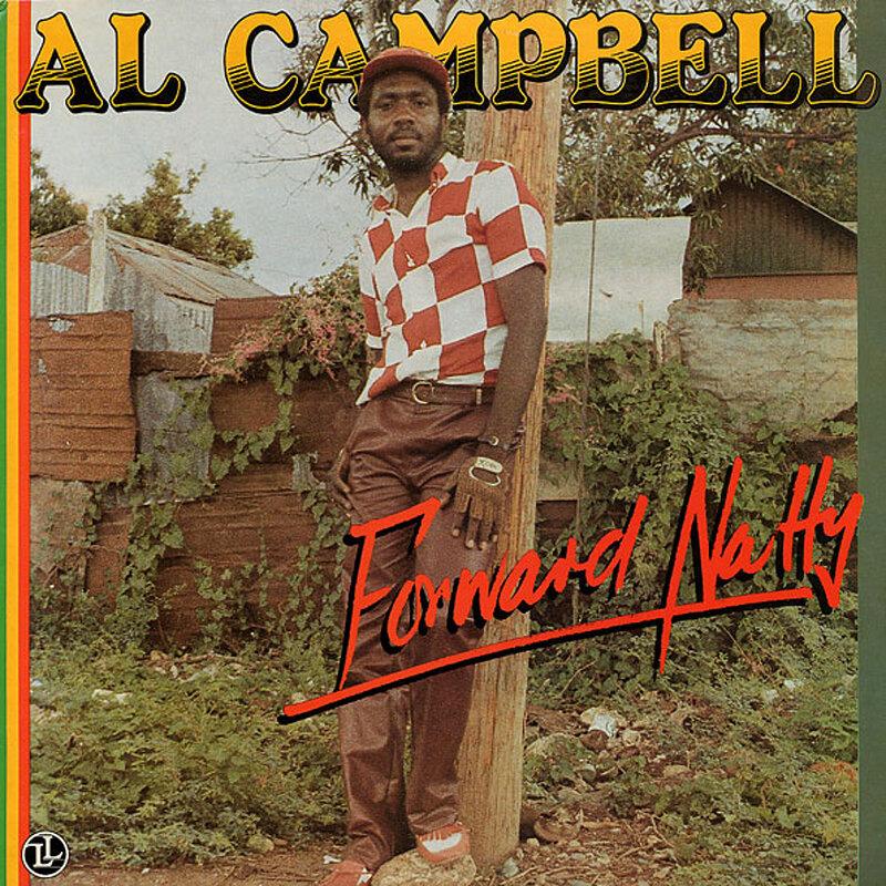 Cover art - Al Campbell: Forward Natty