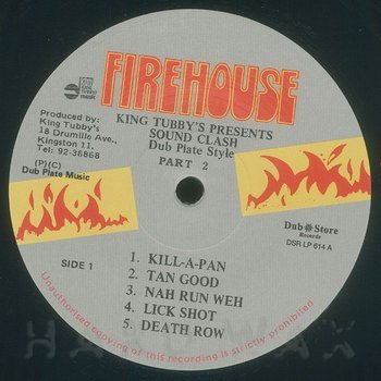 Cover art - King Tubby: presents: Soundclash Dubplate Style, Pt. 2