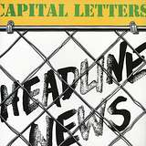 Cover art - Capital Letters: Headline News