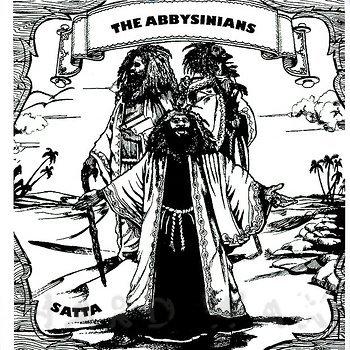 Cover art - Abyssinians: Satta