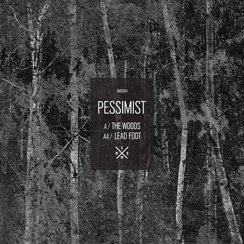 Cover art - Pessimist: The Woods