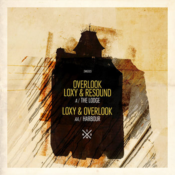 Cover art - Overlook, Loxy & Resound: The Lodge