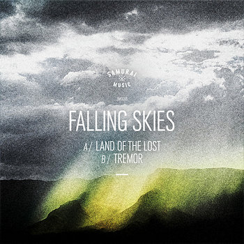 Cover art - Falling Skies: Land Of The Lost