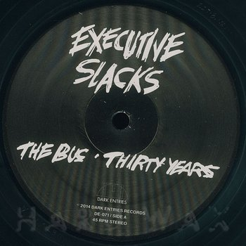 Cover art - Executive Slacks: Executive Slacks