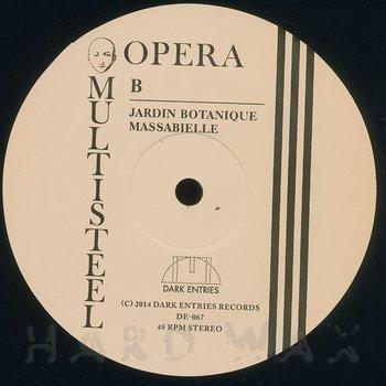 Cover art - Opera Multi Steel: Opera Multi Steel EP