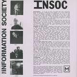 Cover art - Information Society: Insoc EP