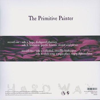 Cover art - The Primitive Painter: The Primitive Painter