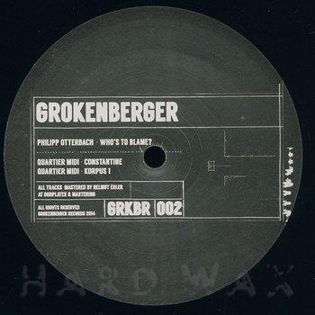 Cover art - Various Artists: Grkbr 002