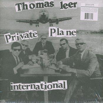 Cover art - Thomas Leer: Private Plane