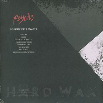 Cover art - Psyche: Re-Membering Dwayne