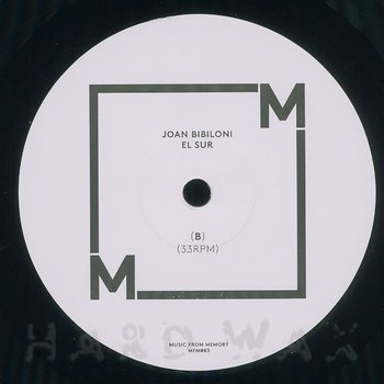 Cover art - Joan Bibiloni: El Sur