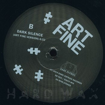 Cover art - Art Fine: Dark Silence