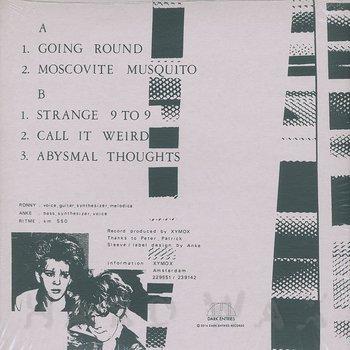 Cover art - Xymox: Subsequent Pleasures