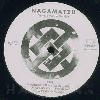 Cover art - Nagamatzu: Sacred Islands Of The Mad
